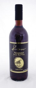 Kinor Sacramental Sweet Wine